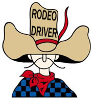Rodeo driver
